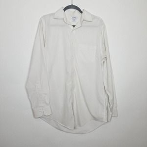 Brooks Brothers Slim Fit Non Iron Button Down